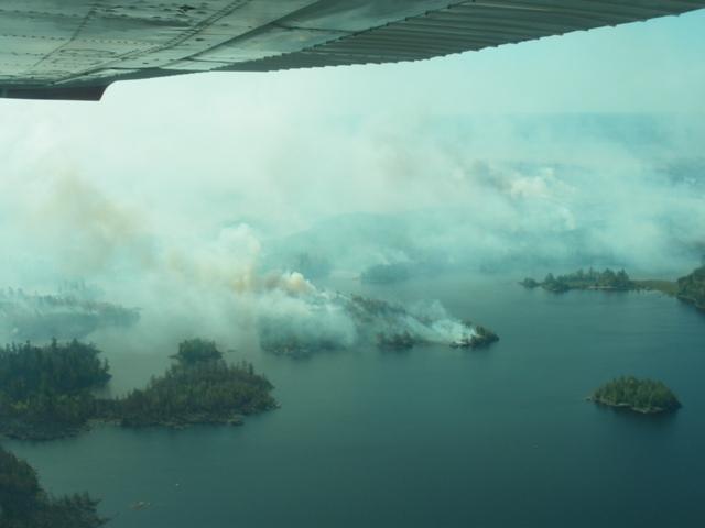 Island-smokes