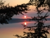 Sunset over Gunflint Lake_JPG