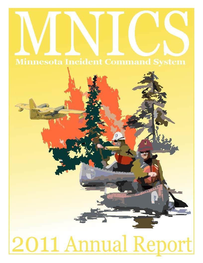 2011 MNICS Annual Report cover