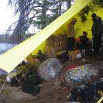 Pagami Spike Camp