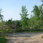LaSalle blowdown