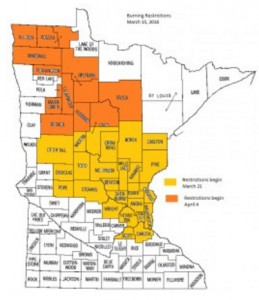Additional burn restrictions to take effect April 18