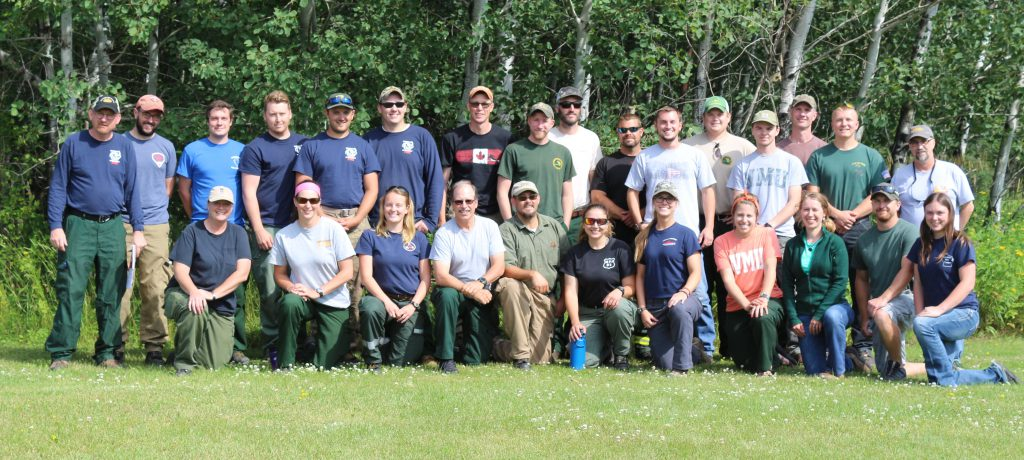 Firefighters from MN, MI and WI mobilize to Kamloops, British Columbia