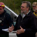 Greg Peterson, Incident Commander