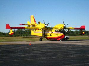 Pagami Creek Manitoba CL415