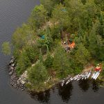 Pagami Creek Spike Camp