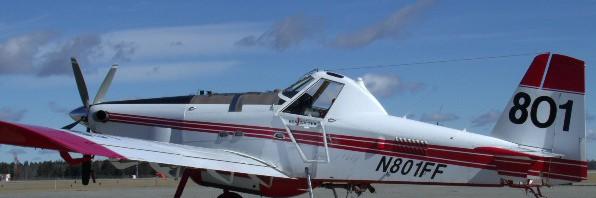 Single Engine Air Tanker (SEAT)