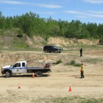 2015 Wildfire Academy EVOC training