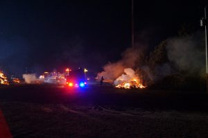 local-fire-departments-work-on-green-valley-fire-during-the night
